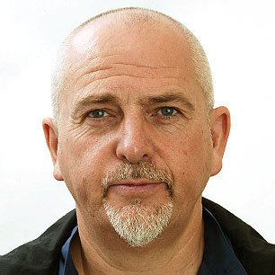 Happy birthday Peter Gabriel! 68 years old today. You are a legend!