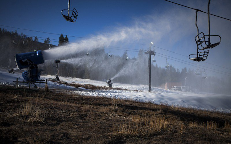 America's ski trails are vanishing. This Olympian has taken up cause
