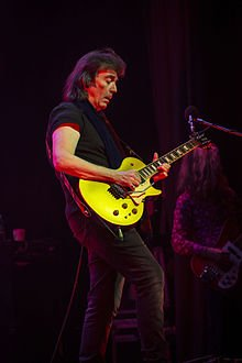 Happy Birthday Today 2/12 to former Genesis guitar great  Steve Hackett. Rock ON!