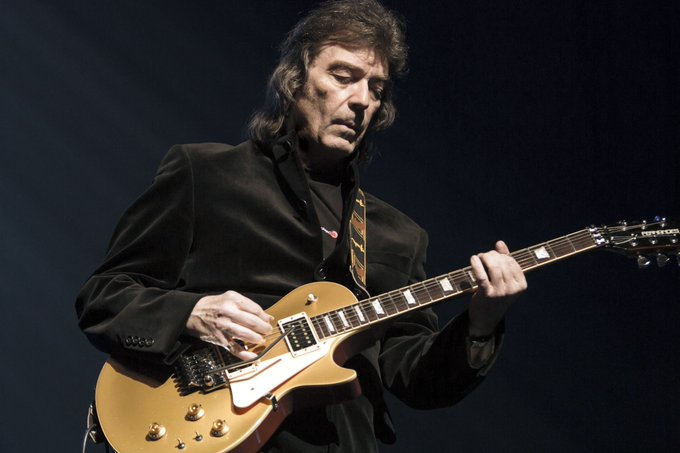 We would like to wish a very happy birthday to the great Steve Hackett!