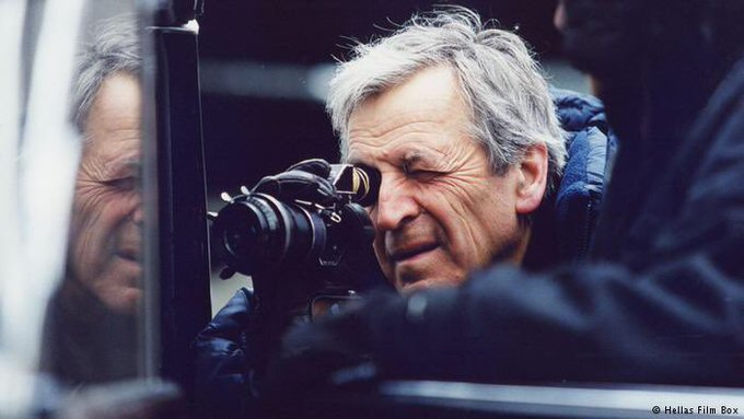 Happy birthday to my Greek communist fav Costa Gavras