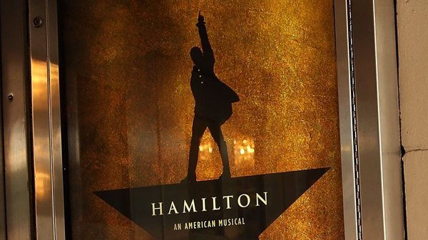Here's how you can enter the lottery for Hamilton tickets