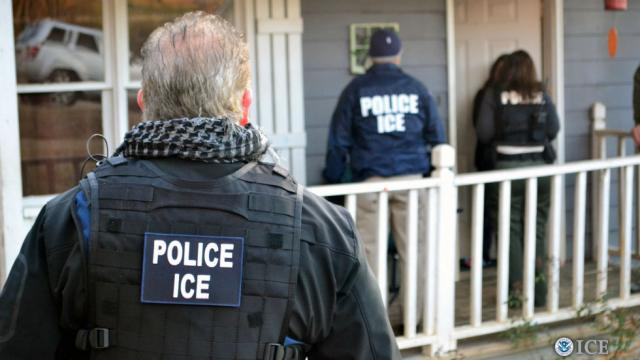 Arrest of immigrants with no criminal convictions doubles under Trump: report https://t.co/MPkckrqqvG https://t.co/9Bo82vm4iY
