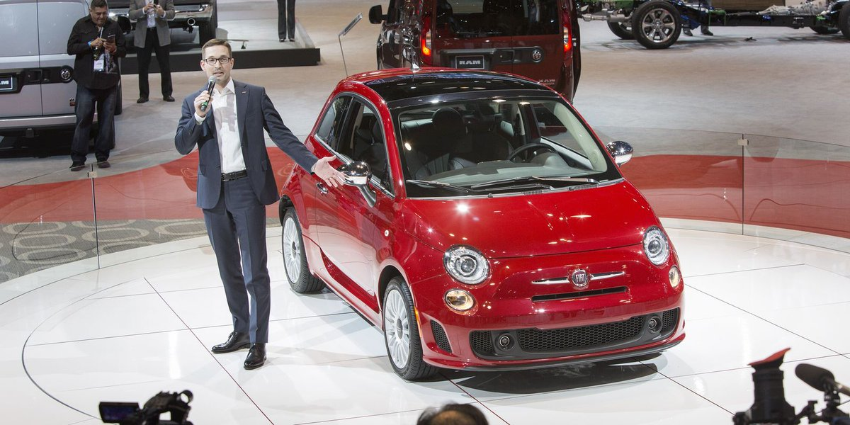 Extra punch now standard on Fiat 500