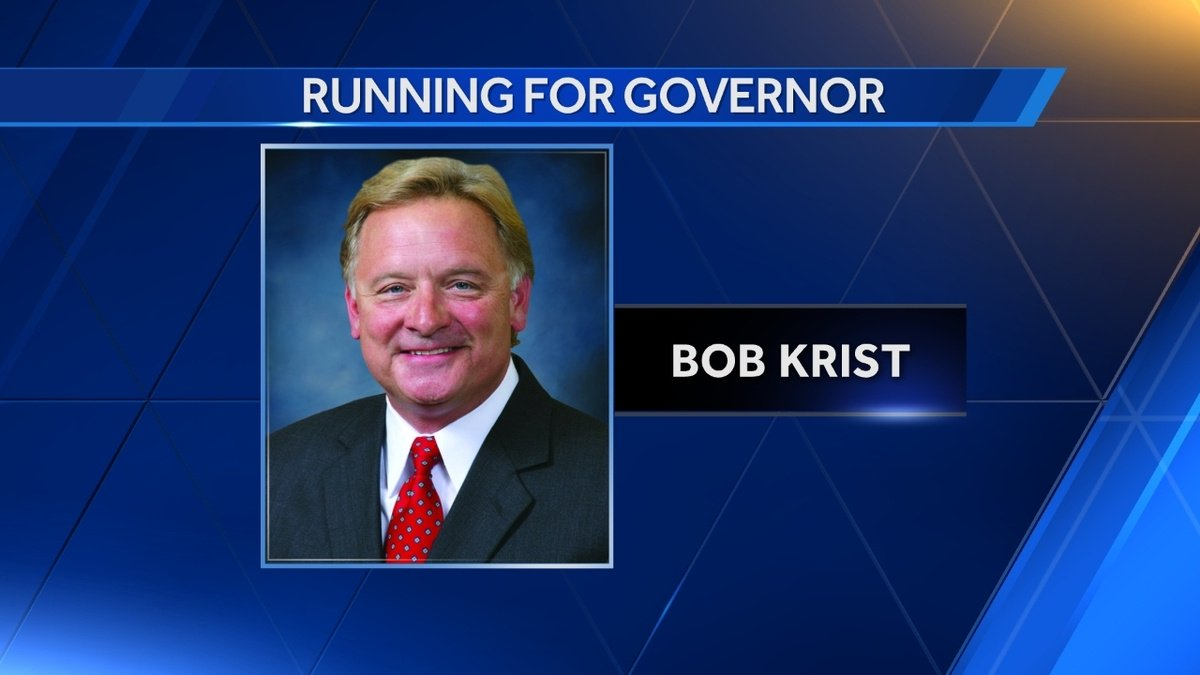 Nebraska governor hopeful Krist joins Democratic Party