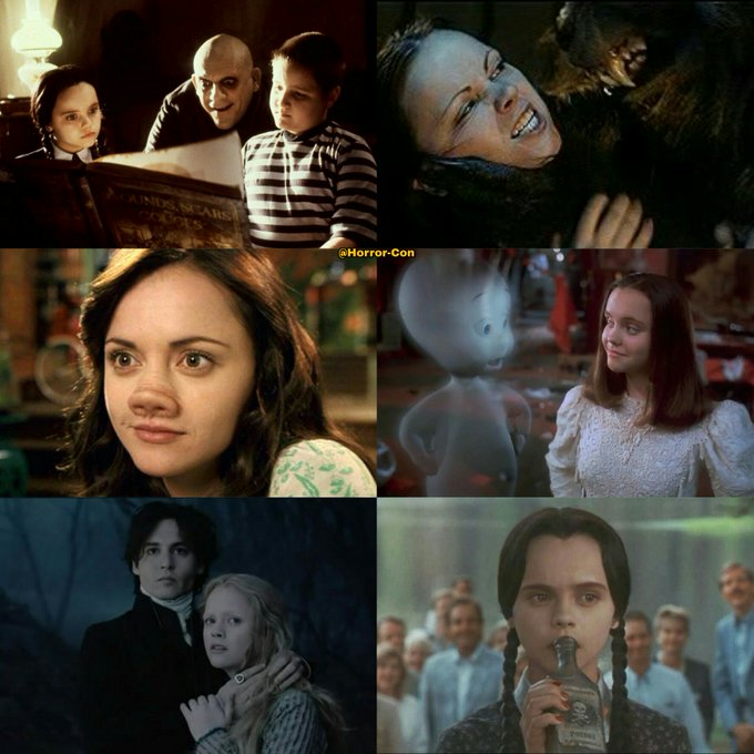 Happy 38th Birthday to Christina Ricci!
