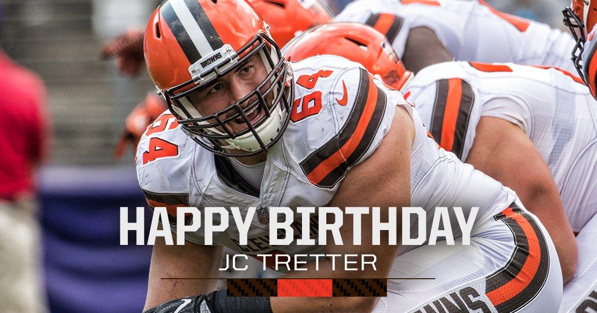 �� RT to wish @JCTretter a Happy Birthday! �� https://t.co/0InjAESiNd