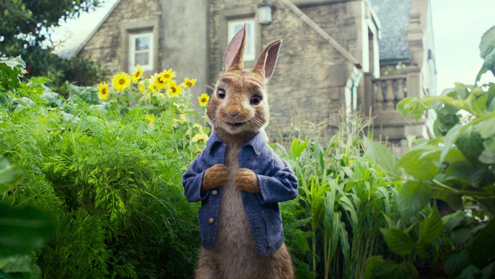 Filmmakers apologize for insensitive depiction of food allergies in 'Peter Rabbit'