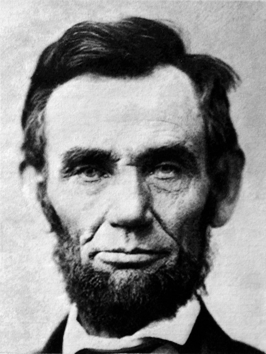 """We are not enemies, but friends. We must not be enemies. Though passion  may have strained, it must not break our bonds of affection. The mystic  chords of memory... will swell when again touched, as surely they will be, by the better angels of our nature."" HBD President Lincoln https://t.co/eRL51uKT5I"