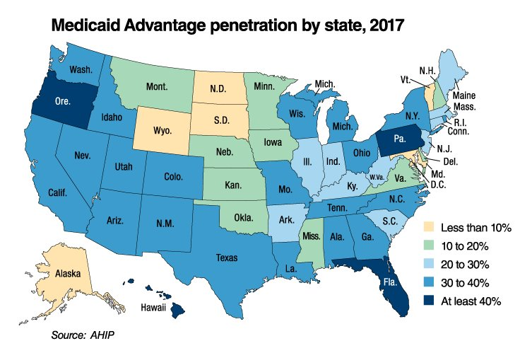 Medicare Advantage plans underpay rural providers. Is that a problem? https://t.co/WY1Pzs5qRf https://t.co/7vmnASz1QP