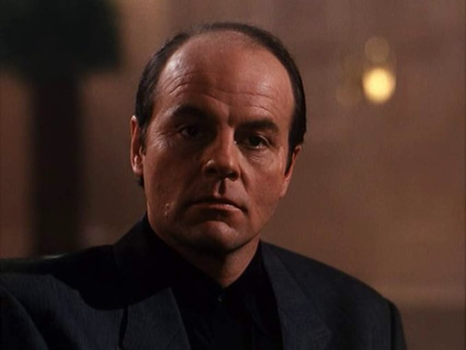 Happy Birthday to Michael Ironside, star of two episodes - The Sacrifice and Comes the Dawn !