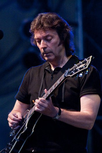 Also happy birthday to Steve Hackett