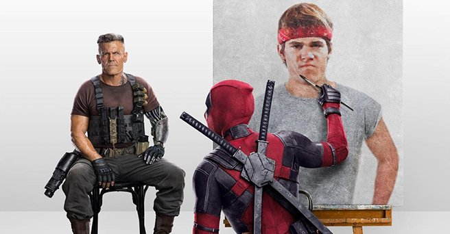 Ryan Reynolds wishes Josh Brolin happy birthday with Goonies reference