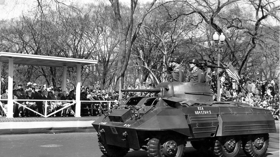 Harry S Truman wanted big military parades, too (and so did other presidents)
