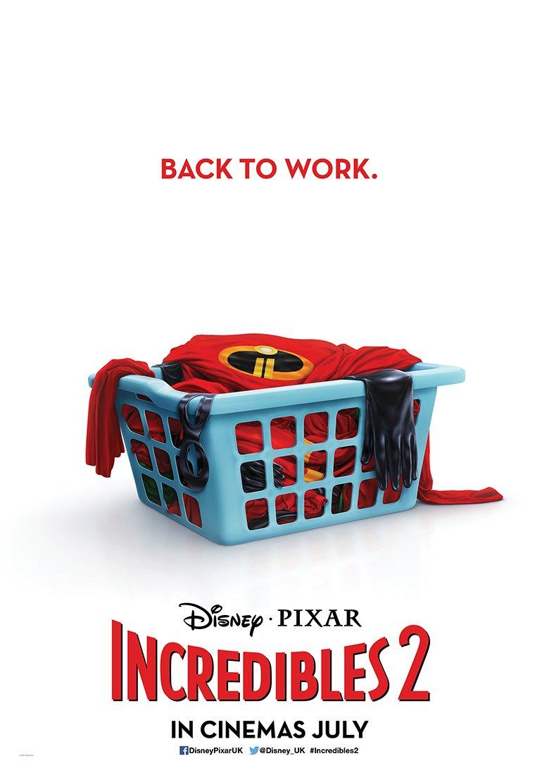 #Incredibles2