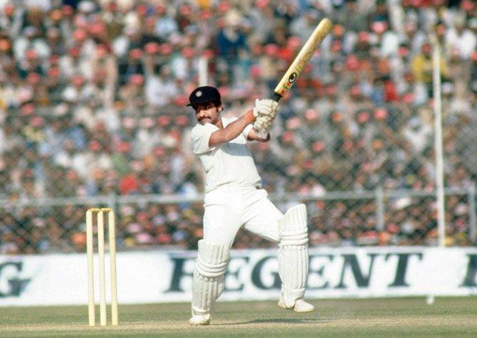 Wishing a Happy Birthday to the Legendary Former Batsman Gundappa Viswanath