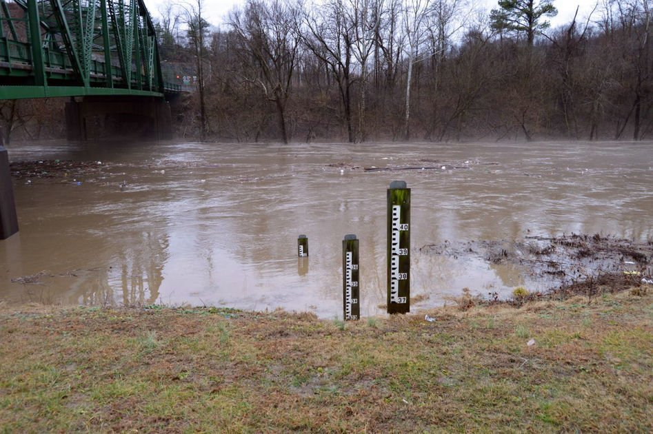 Heavy rains prompt flooding in southern WV counties