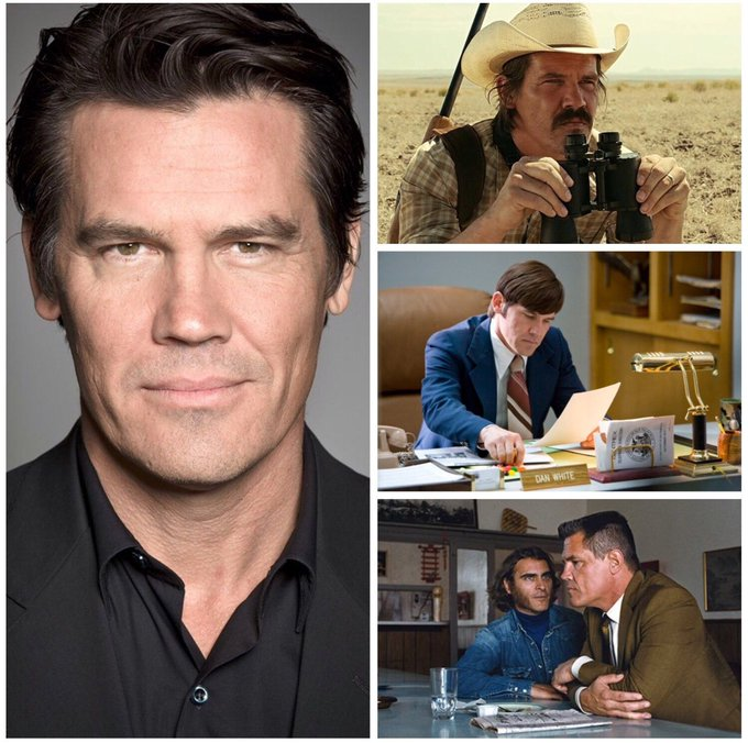 Happy 50th birthday to Josh Brolin! Here are our three favourite performances. What s yours?