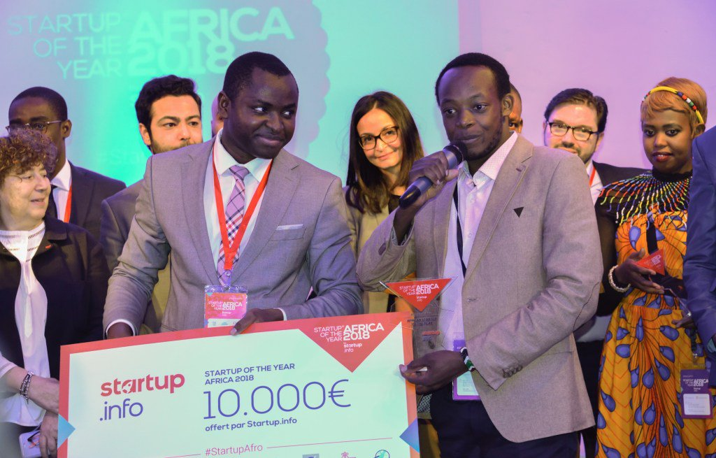 Kenyan Startup Wins 2018 African Startup of The Year Africa in Morocco