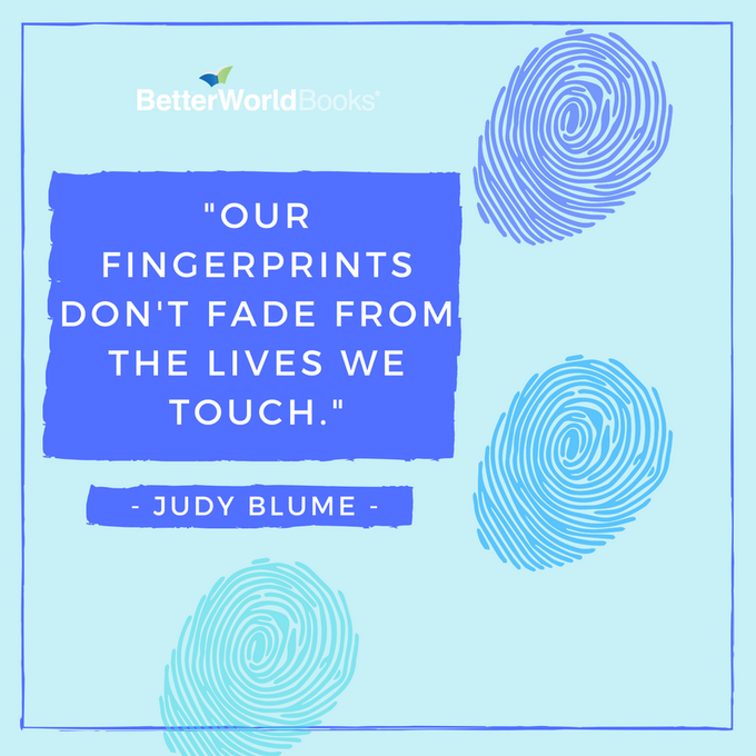 Today we wish a happy birthday to a young adult favourite, Judy Blume!