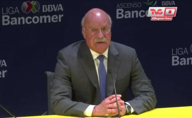'No es quitar el #AscensoMX por quitarlo, es mejorar el fútbol mexicano': Enrique Bonilla https://t.co/vocUlyIoRv