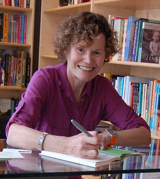 Happy 80th Birthday Judy Blume!