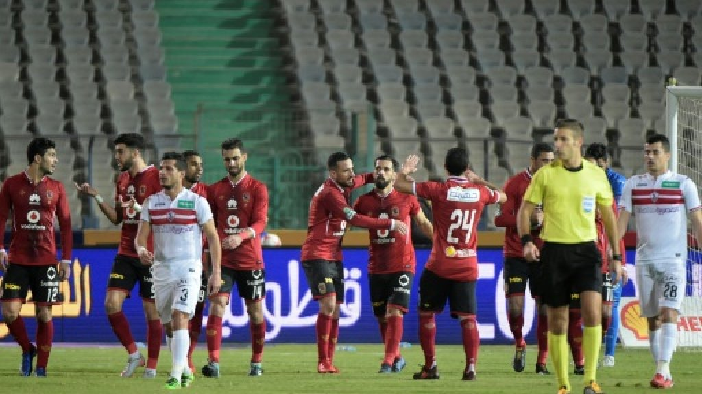 Football fans to return to stadiums for Egypt league games