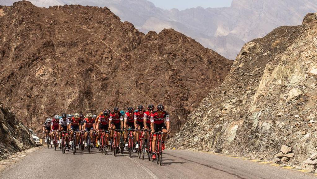 Du vélo à Oman pour continuer à promouvoir le pays