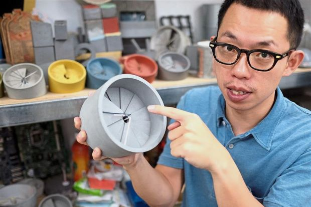 Taiwan's industrial chic designers go back to basics - ASEAN/East Asia