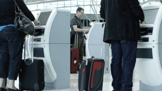 The most bacteria covered surfaces at the airport
