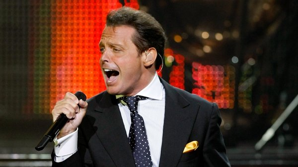 Latin music icon Luis Miguel is coming to Pepsi Center