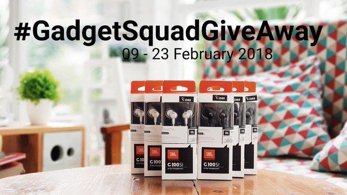 Ikutan Gadget Squad #GiveAway Yuks !