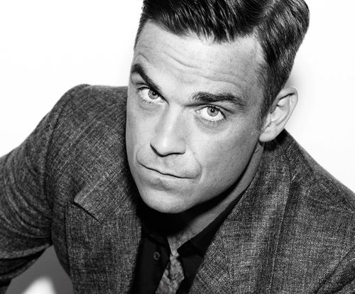 Happy Birthday, to the one and only, Mr Robbie Williams I hope you have an amazing day!