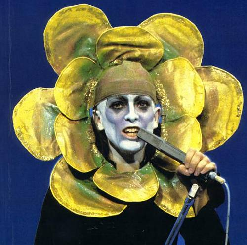 Happy Birthday Peter Gabriel of Genesis