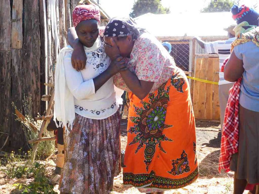 Foul play suspected after mother of Nyandarua worker found dead