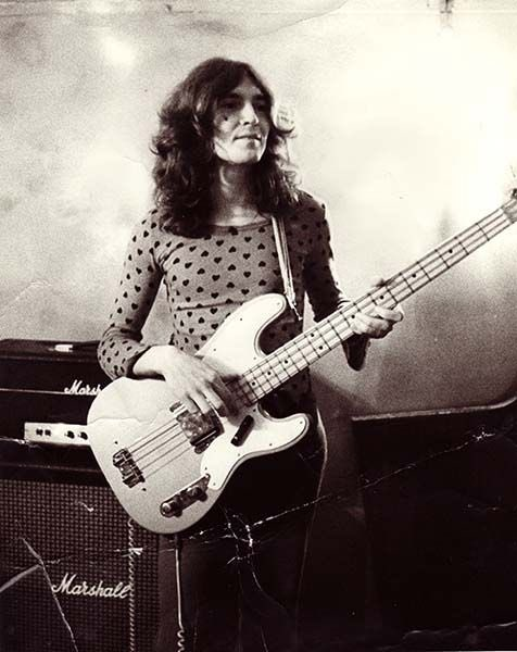 Happy 68th Birthday To Bob Daisley - Rainbow, Uriah Heep, Ozzy Osbourne, Gary Moore, Black Sabbath, Dio and more