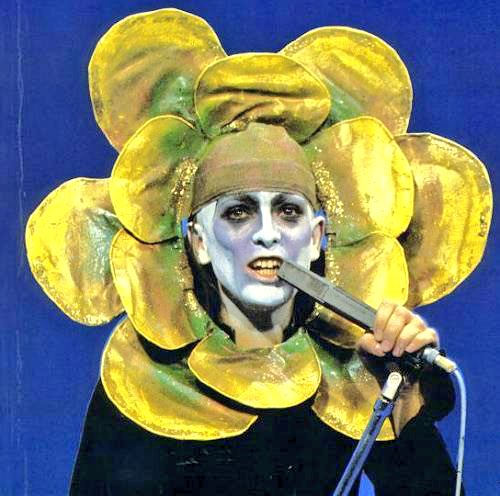 Happy birthday Mr.Peter Gabriel!
