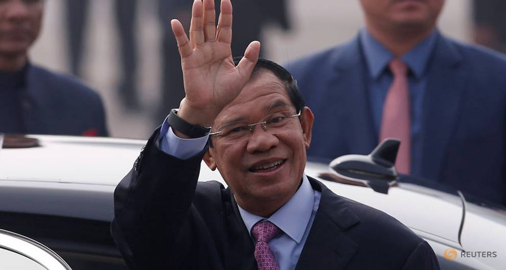 "Cambodian leader calls rival ""crazy and stupid"" over Facebook case"