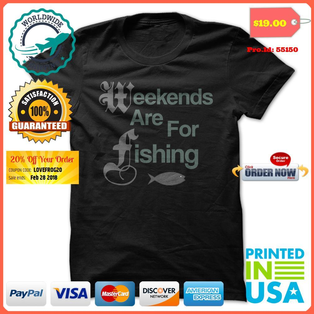 ��  #WEEKENDS #ARE #FOR #FISHING  ��  #hoodie #tshirt #fashion ��  https://t.co/YOhG7Mycoi . . https://t.co/UbRRcciYJq