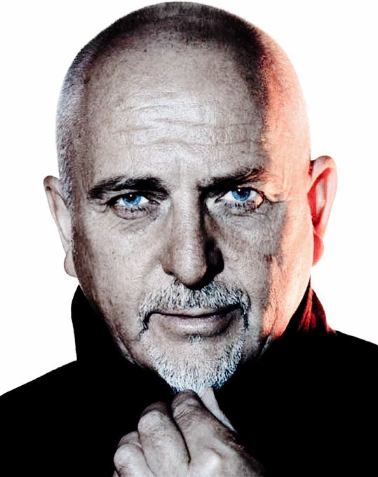 Happy Birthday Peter Gabriel <3