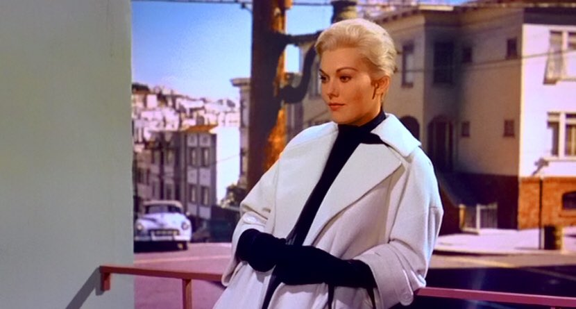 The legendary Kim Novak turns 85 today, Happy Birthday! h/t