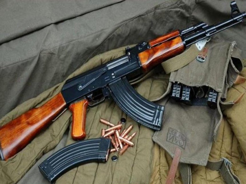 Teenager held with AK-47 rifle in Laikipia