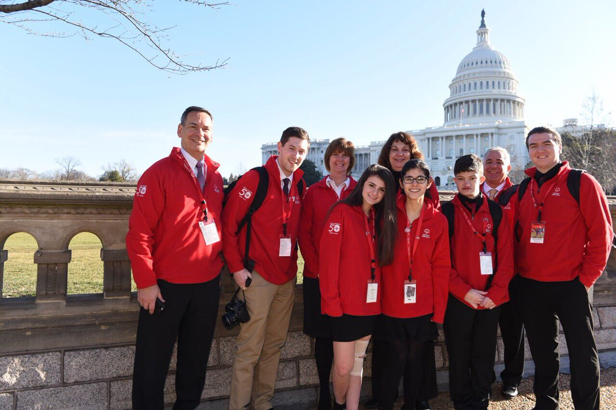 RT @SONorthAmerica: @SONewJersey in front of the Capitol building #SOHillDay https://t.co/U1mQrQ07NM