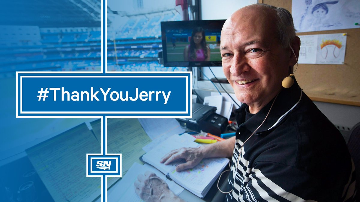 BlueJays broadcaster Jerry How jerry howarth