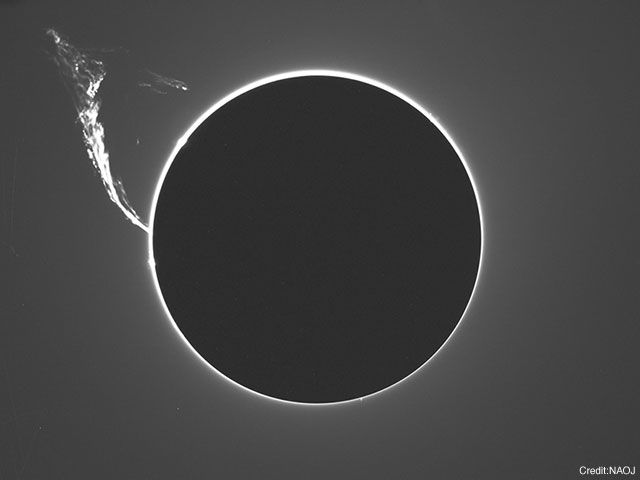 【今週の一枚】1992年7月31日(世界時)、乗鞍コロナ観測所のコロナグラフが捉えた巨大プロミネンスの上昇・噴出する様子です https://t.co/7Wjl9zStS6 #国立天文台 https://t.co/5lCBZXTMyo