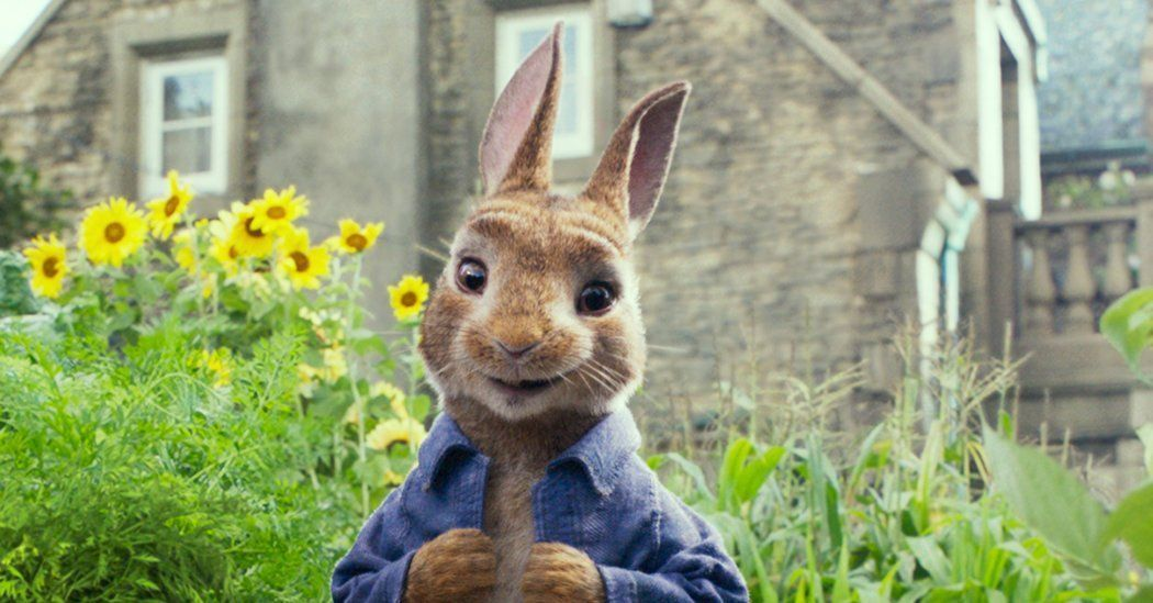 "test Twitter Media - ""Food allergies are a serious issue."" Sony apologizes for 'Peter Rabbit' movie's blackberry allergy scene. https://t.co/ACbxujgVfJ https://t.co/rsDfWzVjh9"
