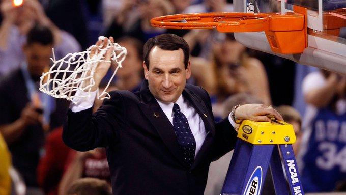 Happy Birthday to the greatest coach of all time, Mike Krzyzewski!!!