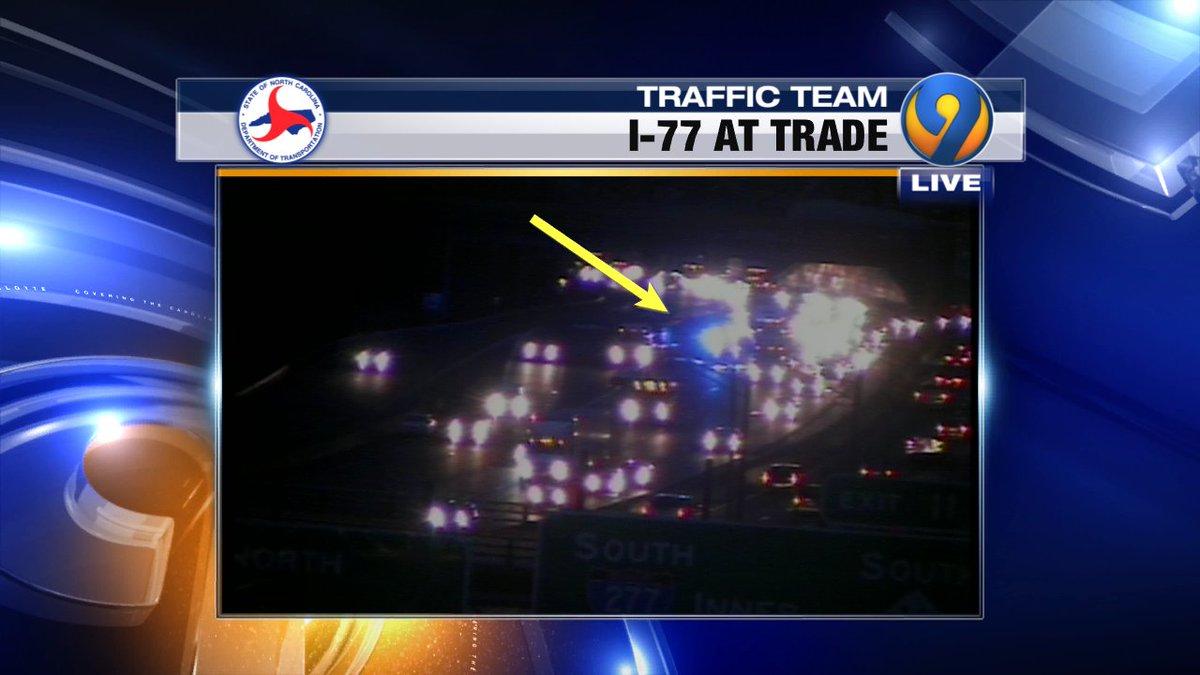 I-77 SB