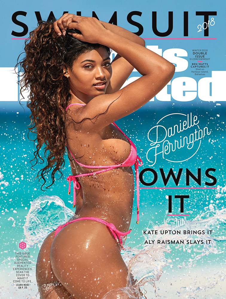 JUST IN  The sizzling Sports I danielle herrington