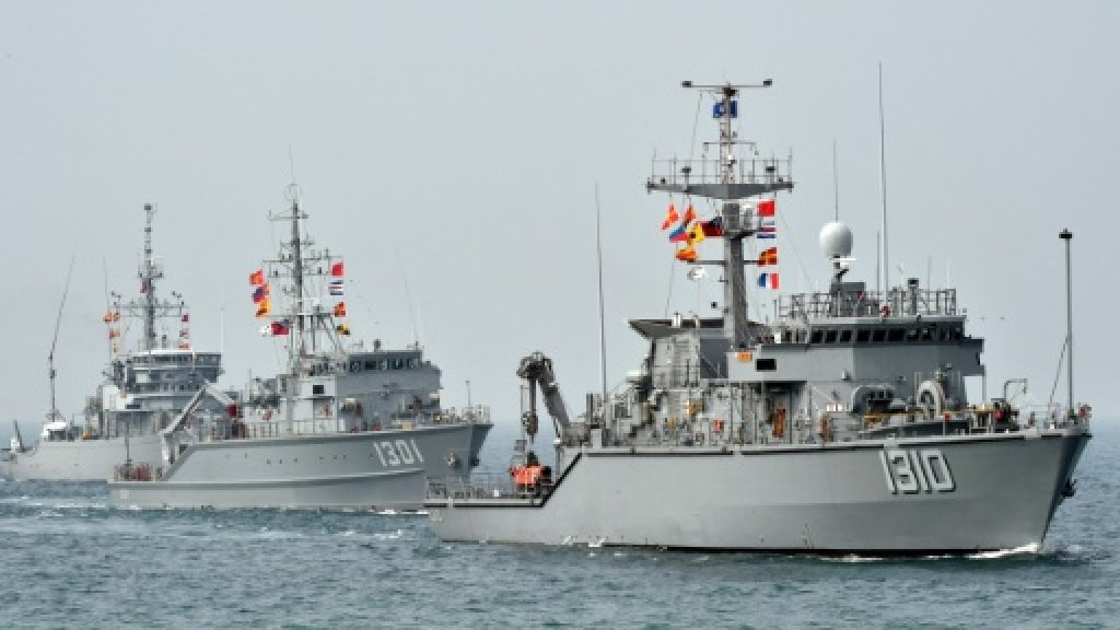 Chairman of Taiwan navy contract ship firm charged with fraud